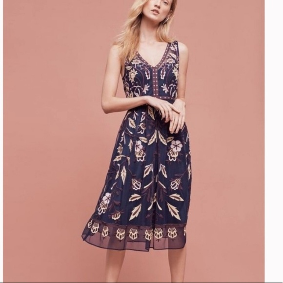 8ed92ceeda5a Anthropologie Dresses & Skirts - Anthropologie Alicante Dress by Moulinette  Soeurs